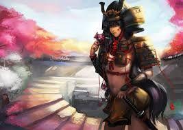 female samurai armor - Google Search