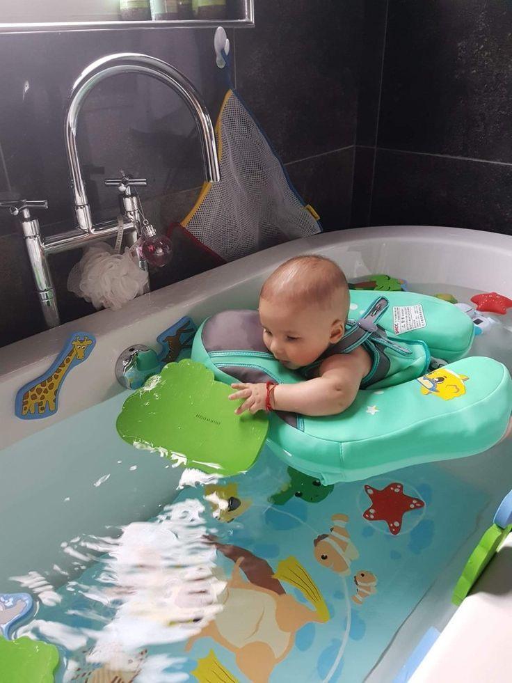 MamboFloat Baby Water Float – Swim Trainer (2 months – 2 Years) (2018)