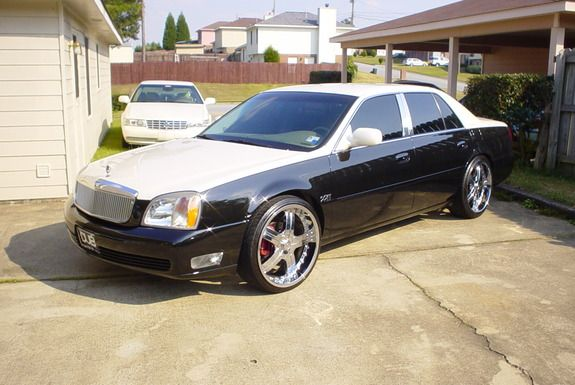 Check out customized Kingof_columbus's 2000 Cadillac DeVille photos