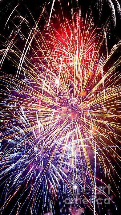 Fireworks Finale - Weston Westmoreland