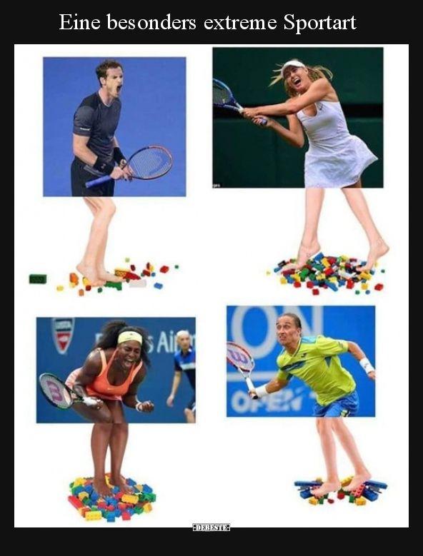 Witzige Sportarten