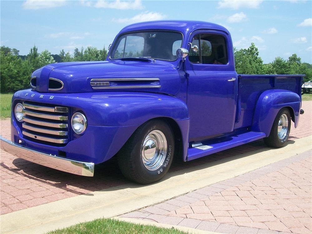 1950 ford pickup classic trucks pinterest classic. Black Bedroom Furniture Sets. Home Design Ideas