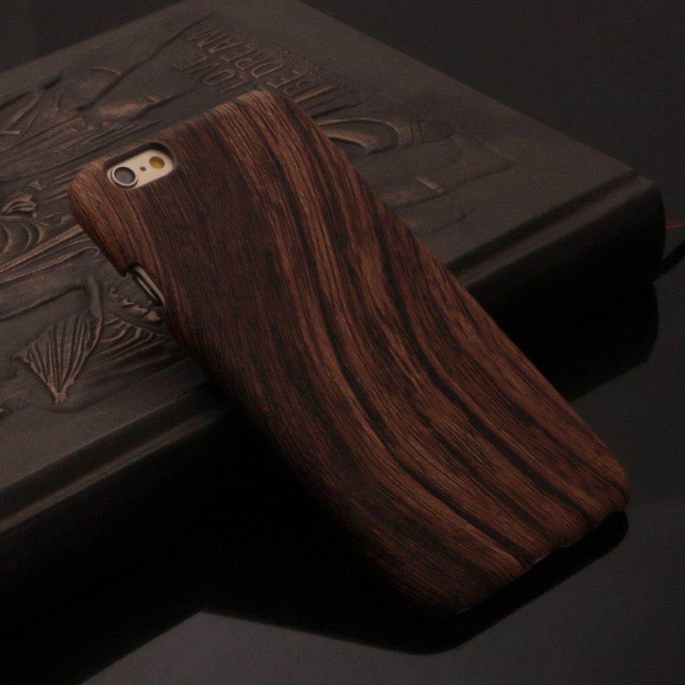 iPhone 6/6S Woodgrain Plastic Phone Cover