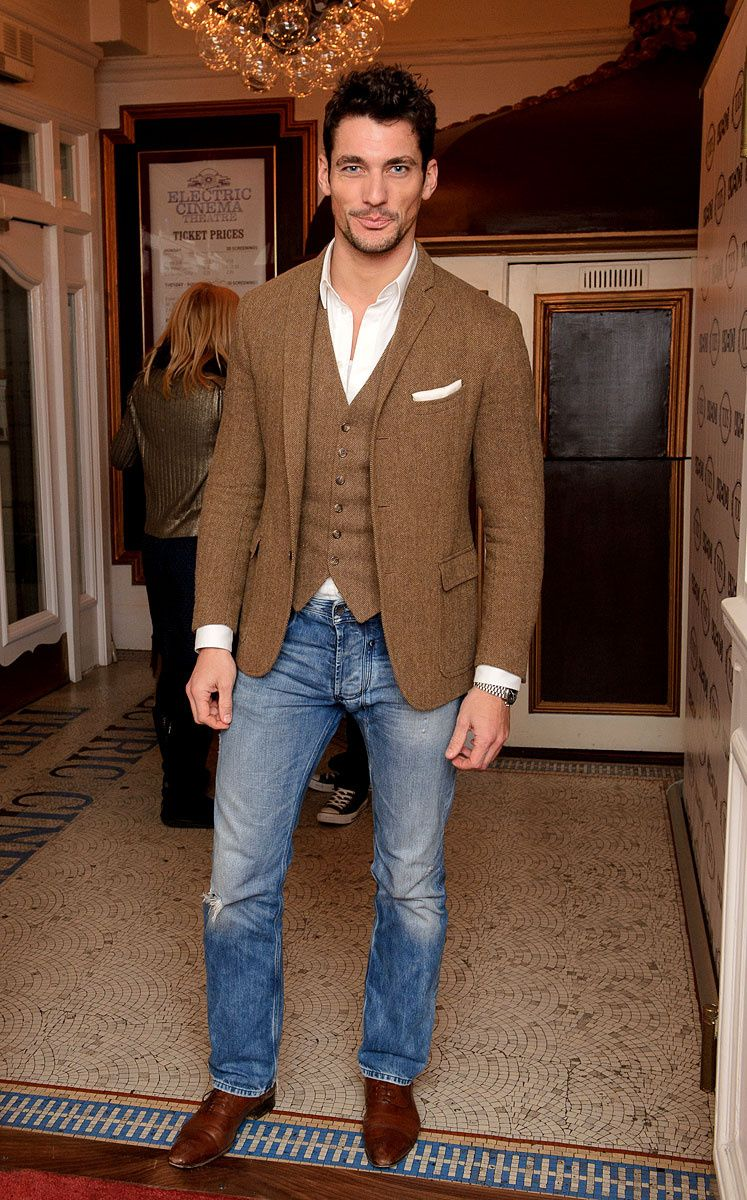 david gandy | David Gandy, el gran top model masculino | Galería de fotos 1 de 30 ...