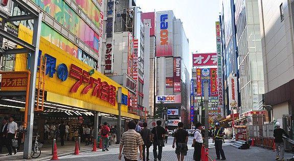 Akihabara!!! De mis sitios favoritos