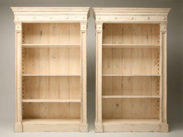 French Country Style Bookcases Yes Please