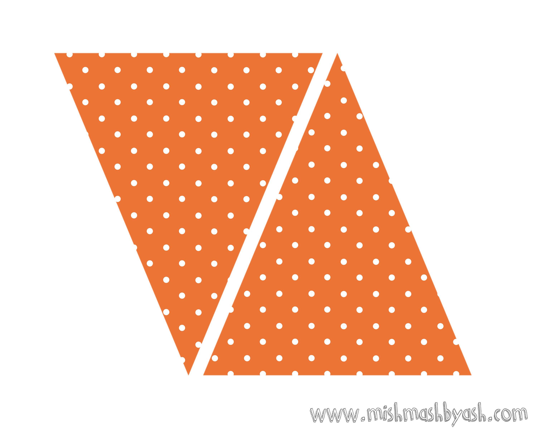 Halloween Banner, Free Halloween Printable, Printable Halloween Decor   MishMash by Ash