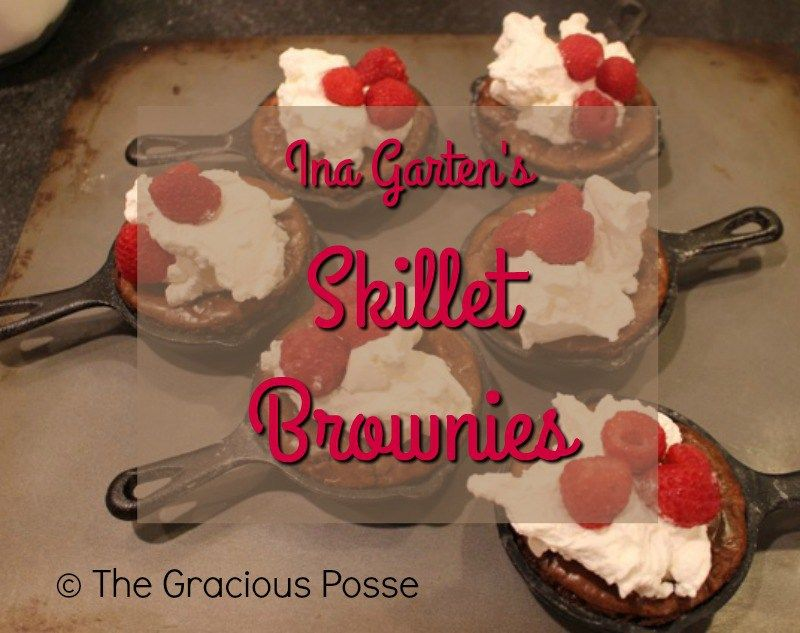 Serve these yummy brownies at your next casual gathering. So easy and delish!