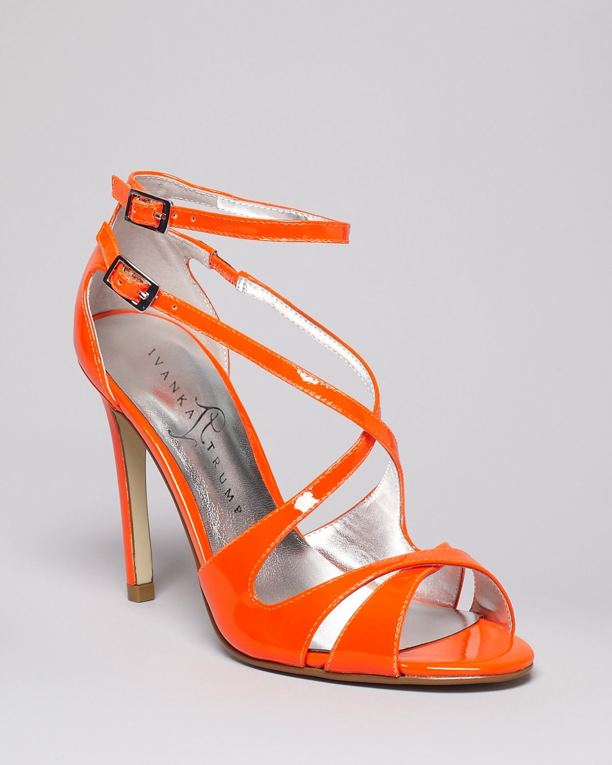 IVANKA TRUMP Strappy Sandals - Helice High Heel | Bloomingdales