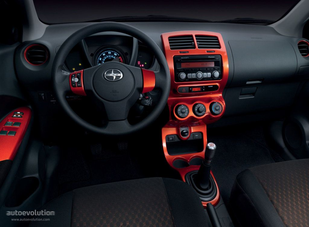 Scion Tc Mods >> Scion xD 2008 Hot Lava interior | Scion xd, Scion tc, Scion