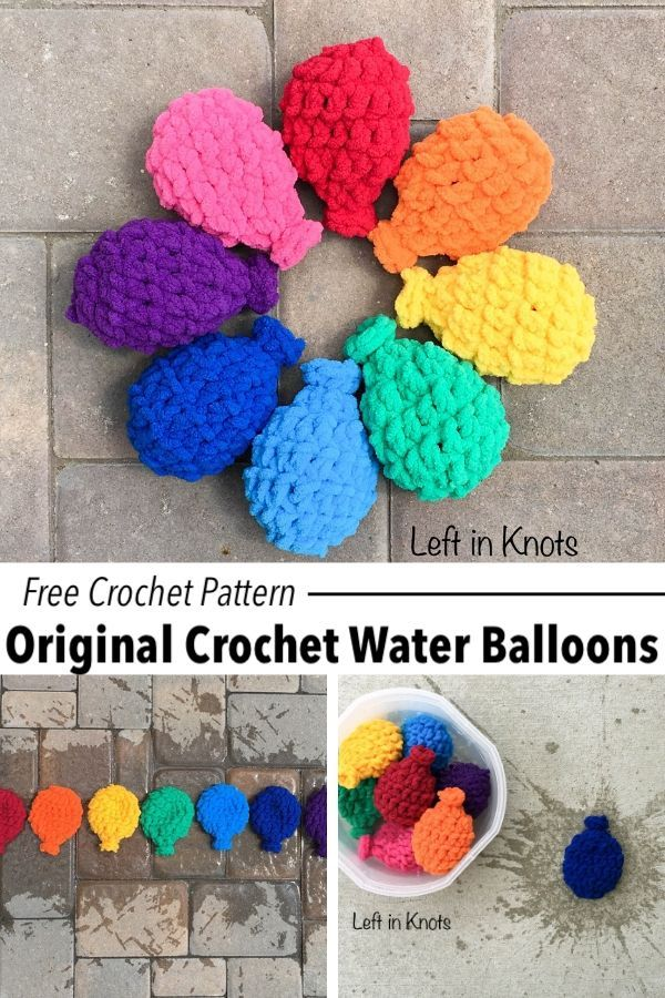 reuseable water balloons crochet water balloons water toys party favors outside toys outside games