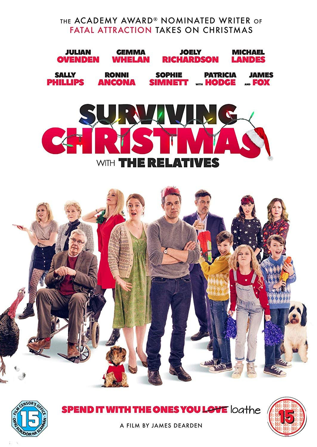 Surviving Christmas With The Relatives 2020 3713 Surviving Christmas With The Relatives (2018) 720p WEBRip in