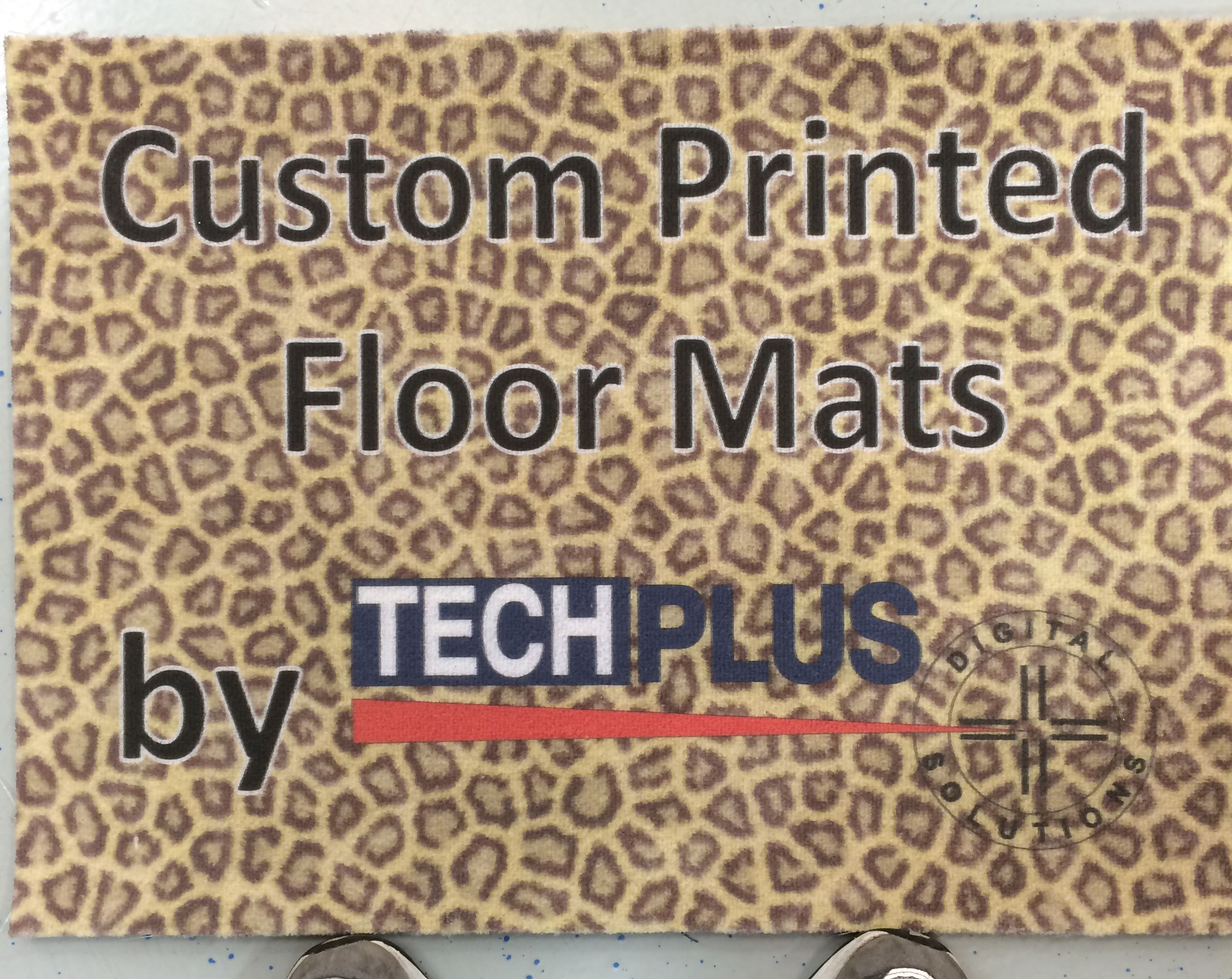 photograph about Printable Floor Mats identified as Flooring mat published upon UV printable carpet. Commenced as undeniable