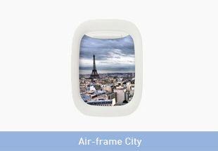 airframe - art wall