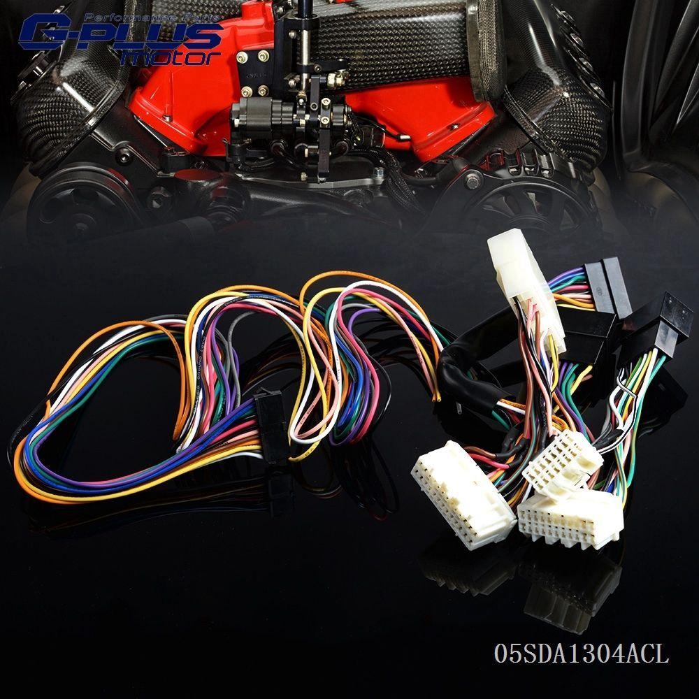 ECU OBD0 to OBD1 Jumper Conversion Harness For Honda Civic Acure Integra CRX
