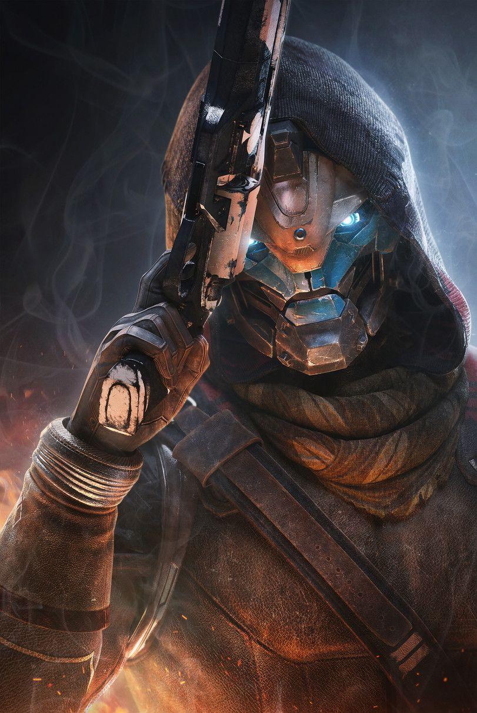 Destiny 2 Destiny game art Sung Choi Игры