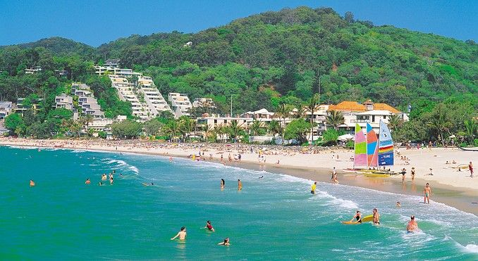 Noosa Heads Information Maps photos and things to do Australia