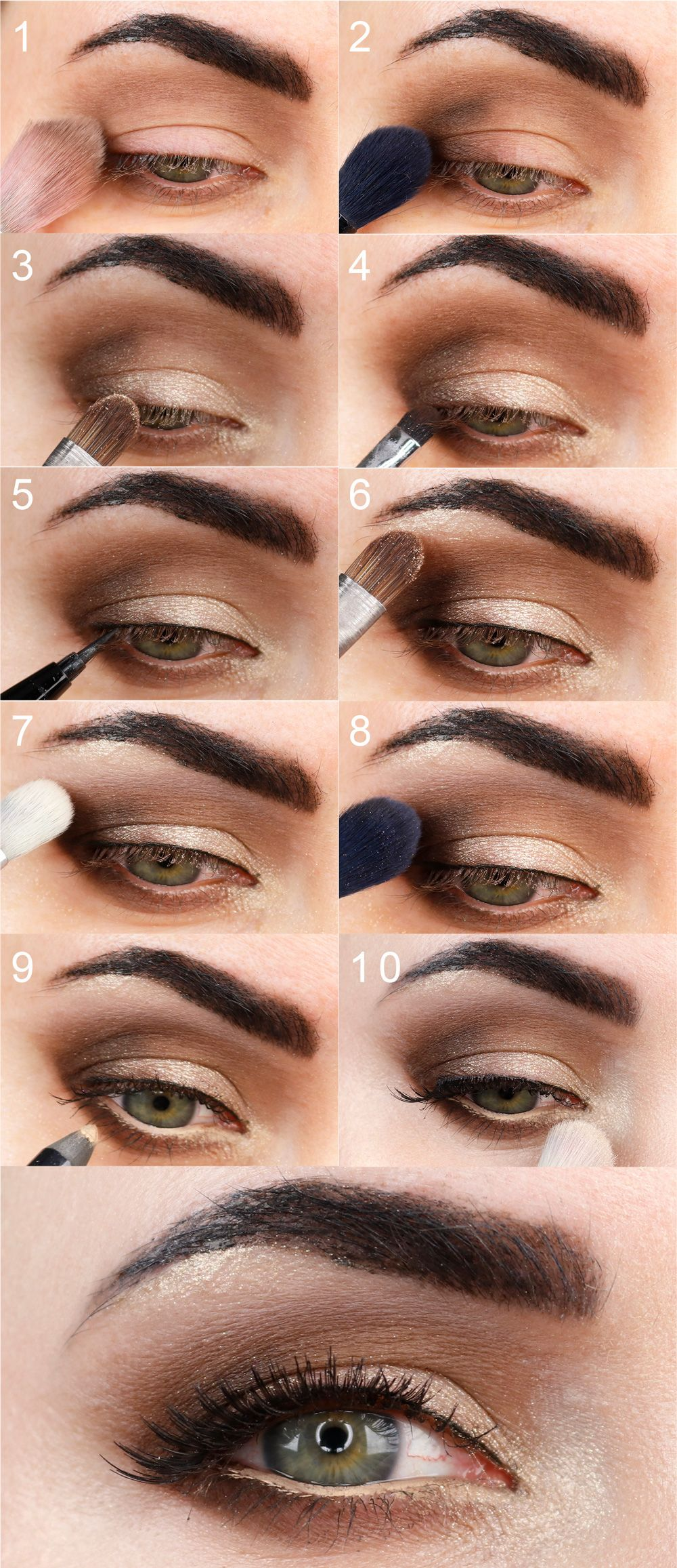 Everyday makeup tutorial with melt cosmetics everyday makeup everyday makeup tutorial with melt cosmetics baditri Image collections