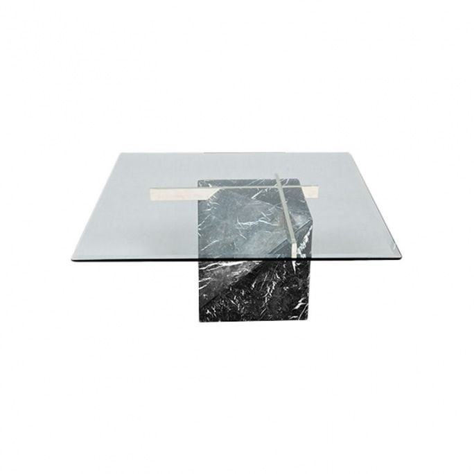 Picture Photo Gallery Of Marble Base Glass Top Coffee Table