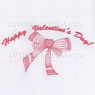 Free Embroidery Designs Cute Embroidery Designs I Love You