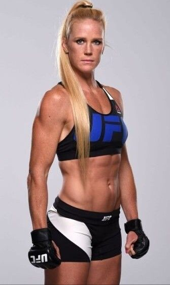 Holly Holm The Preacher S Daughter Female Mma Fighters Mma Women Ufc Women