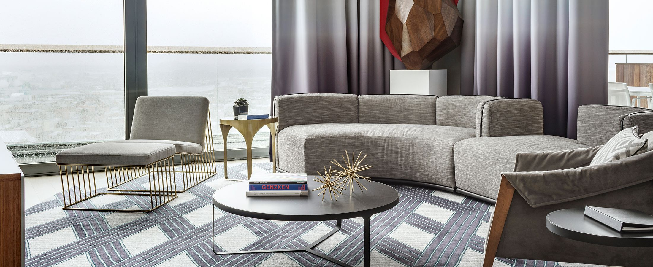 the william vale brooklyn ny interior design by studio munge rh pinterest com au