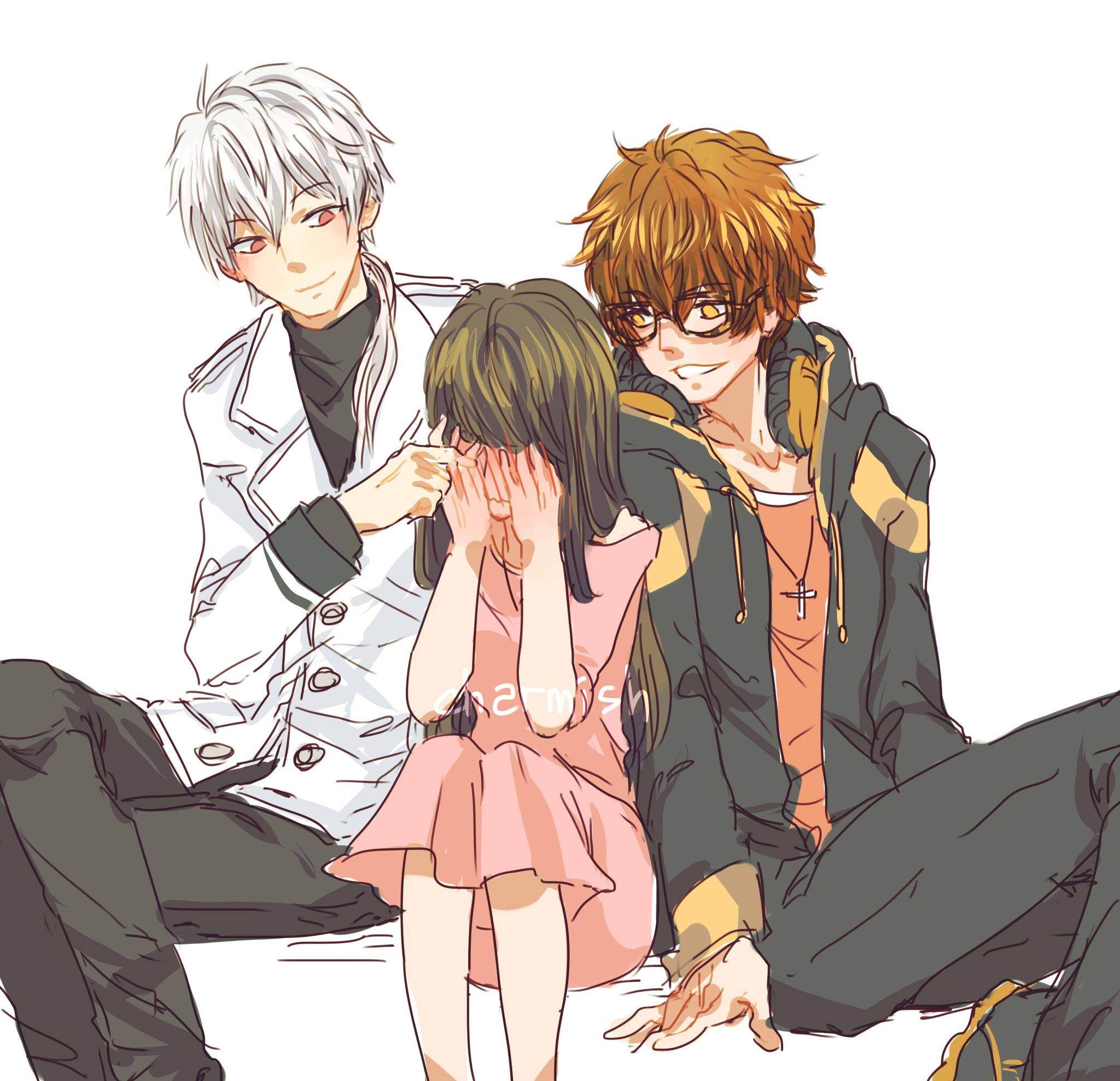 flirting games anime boy games list online