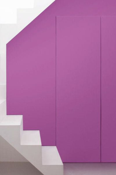 Peinture Radiant Orchid Collection Inspired By Pantone De Tollens