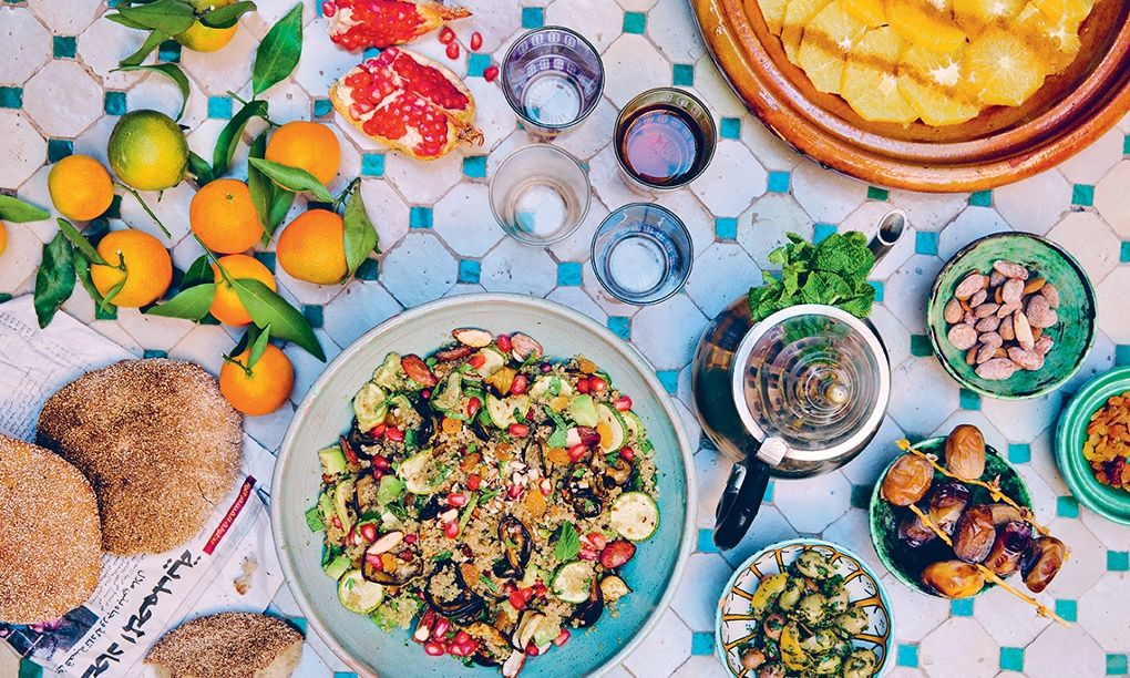 David Frenkiel and Luise Vindahl: From Mexican breakfasts to Portuguese soups, favourite recipes from the Green Kitchen bloggers' new book