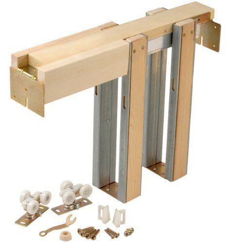 Bundle One 1 36 X 80 1500 Series Pocket Door Frame And One 1poplar