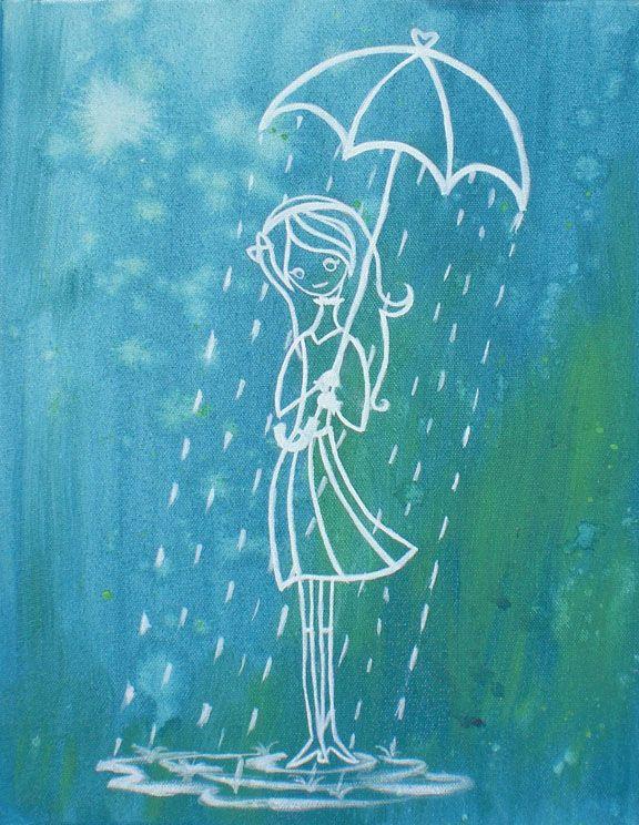 Spring Rain by ~hammystar on deviantART