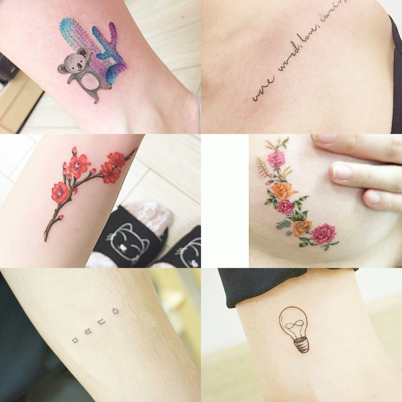 Delicate Korean Tattoos Tattooist Banul Korean Tattoos Tattoos Tattoo Designs