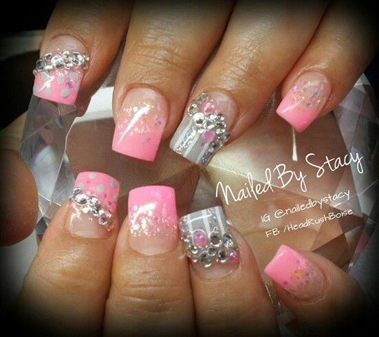 Pin By Savannah Potolicchio On Pretty N Pink Tips And Toes