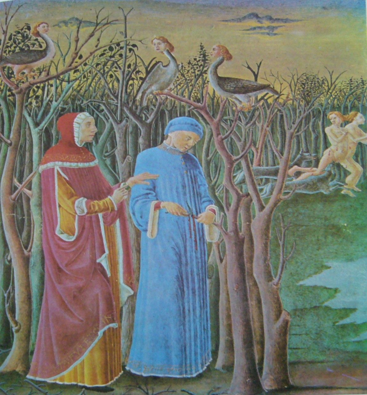 inferno by dante alighieri profoundly medieval and renaissance Amazoncom: the divine comedy trilogy: the inferno, purgatory, paradise plus a life of dante (9789626342244): dante alighieri: books the divine comedy (dante alighieri's divine comedy) audio cd dante alighieri as a result, it became the defining work for the late middle ages and renaissance dante would.