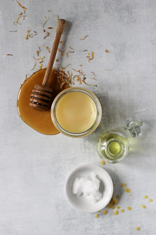 Soothing Eczema Balm Recipe Homemade soap recipes