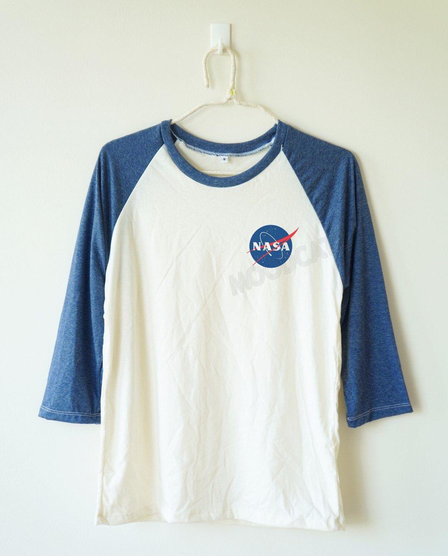 Nasa tshirt fashion shirt tumblr graphic shirt funny for Pocket tee shirts for womens