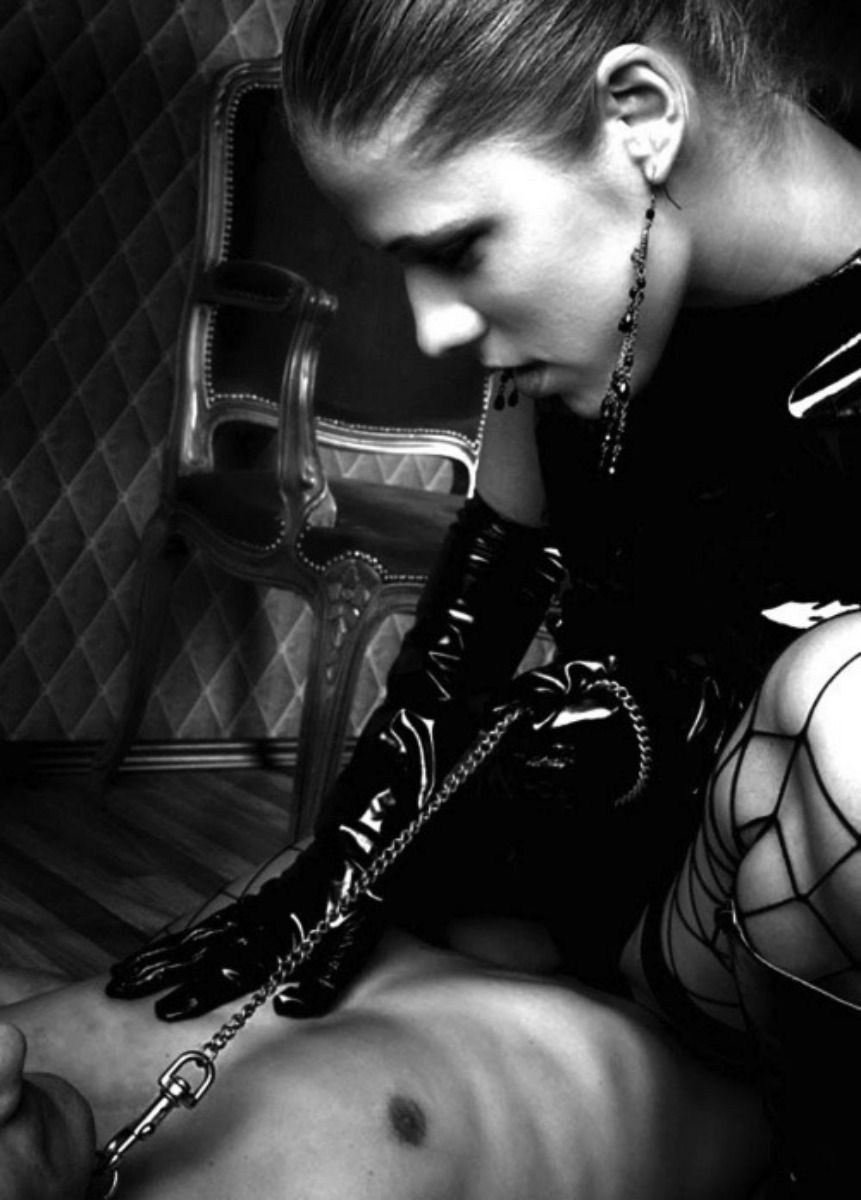 Mistress Avilla And Her Submissive Man