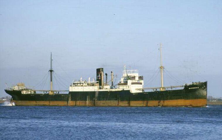 S S Gardenia Built 1930 By Northumberland Shipbuilding Co Ltd
