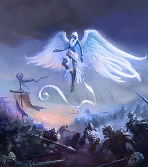 Image result for redemption fantasy art