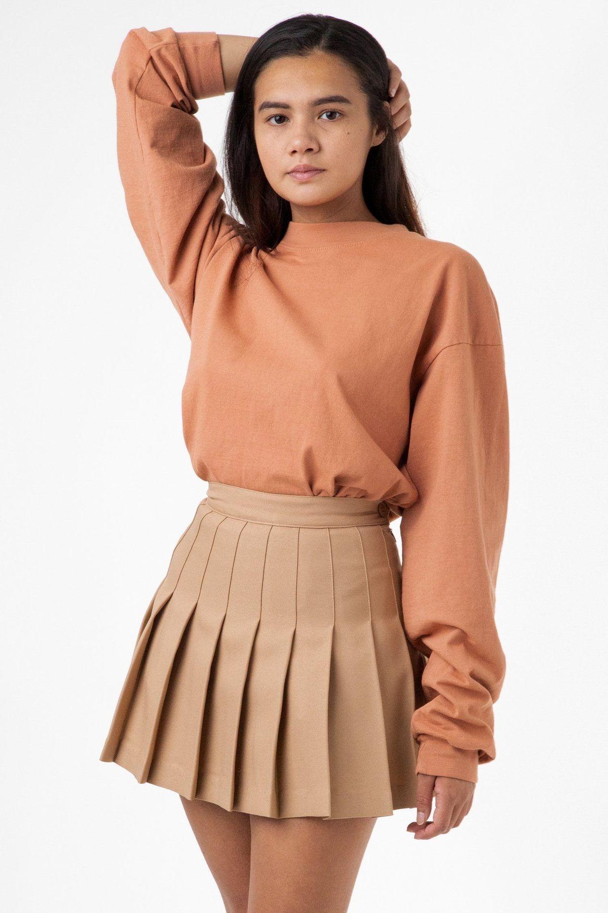 RGB300 - Tennis Skirt (Classic Colors) - Khaki / L