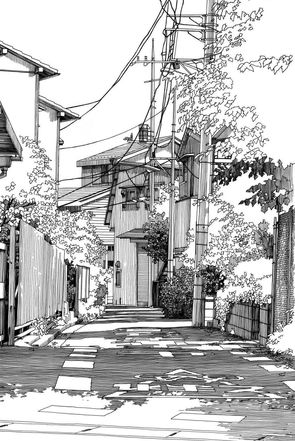 De tr s beaux dessins site voir et revoir for Architecture japonaise