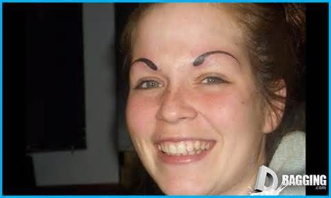eyebrow tattoo gone wrong , Yahoo Search Results Yahoo Image