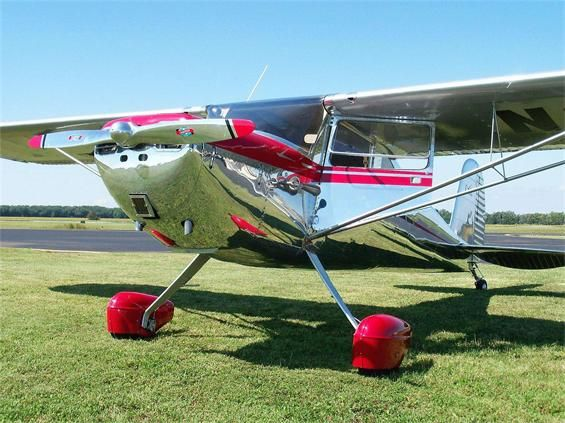 I So Love The Golden Age Of Cessna Cessna Aircraft