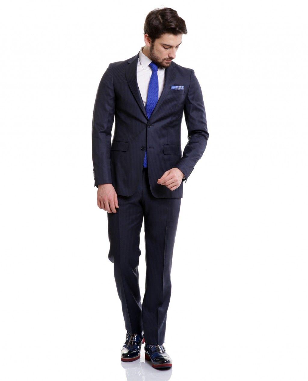 12ca752b452c0 Takım Elbise : Karaca Erkek Takım Elbise - Lacivert | Erkek modası