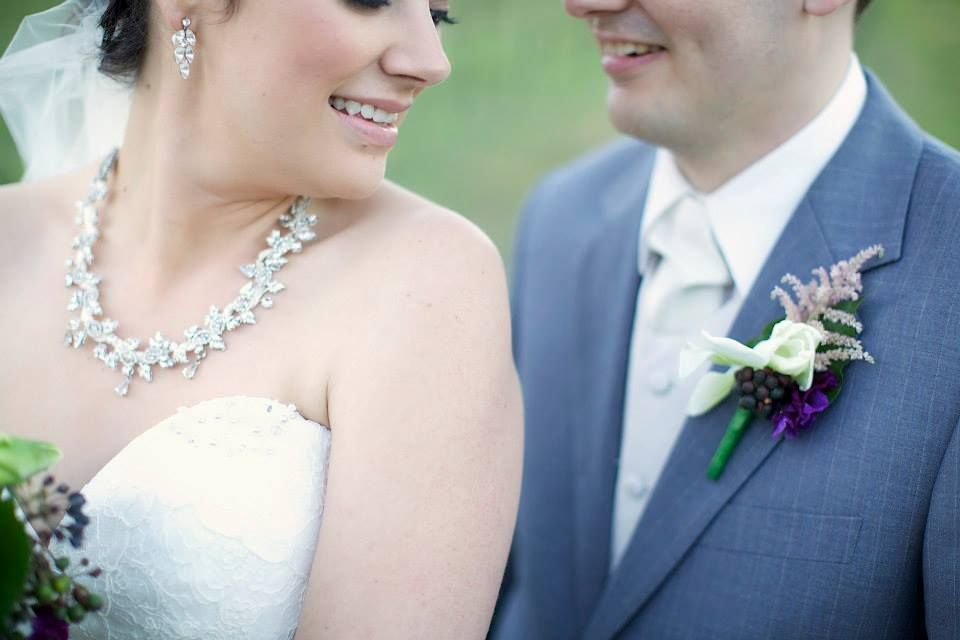 Glitter and Sparkle: How to Choose Bridal Accessories in Newcastle