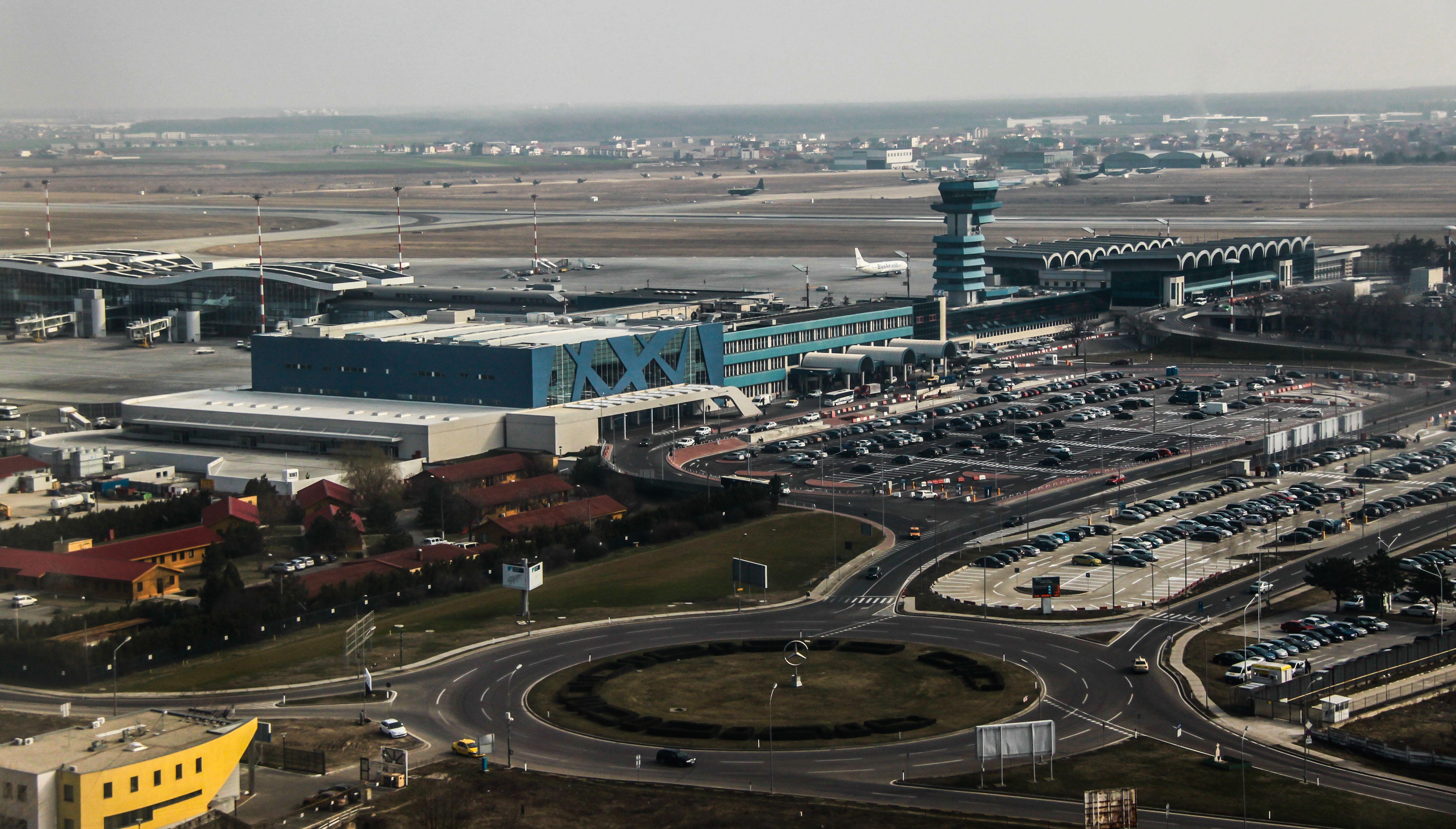 Top 10 cele mai inalte turnuri de control (ATC) din lume
