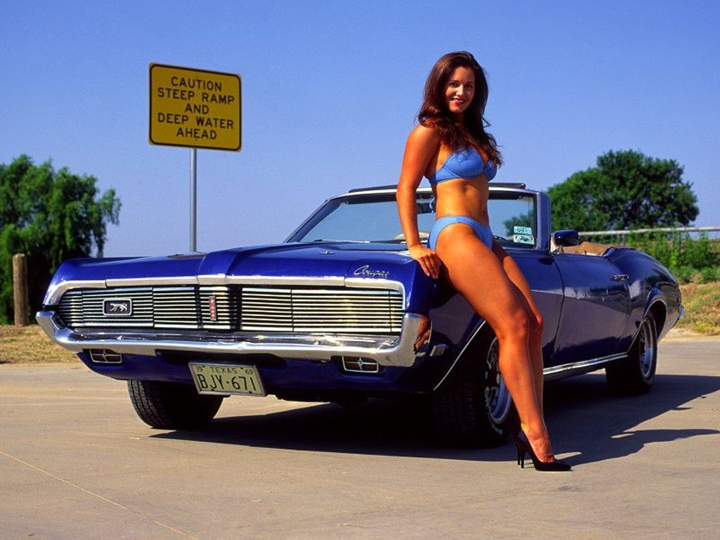 Muscle cars cars girls wallpaper hot_girl_with_hot_road_muscle_car_646 jpg