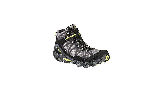 Oboz Traverse Mid BDRY: Best Hiking Boots of 2015 - MensJournal.com