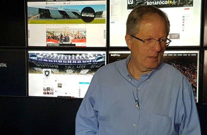 BotafogoDePrimeira: Presidente garante Roger e Gatito e diz que Sidão ...