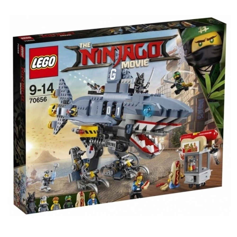 6ee40d708783b LEGO 70656 Ninjago Movie garmadon, Garmadon, GARMADON! Building Kit ...